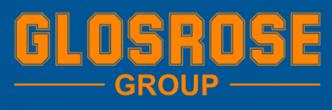 Glos Rose logo