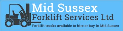 Mid Sussex Forklift logo