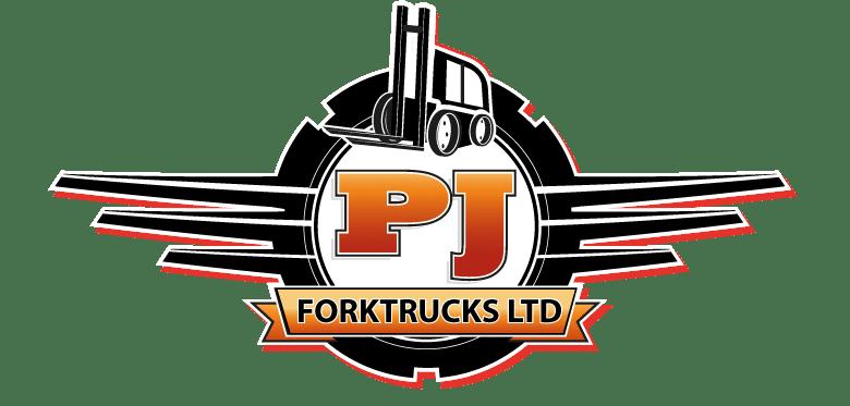 PJ Forktrucks logo