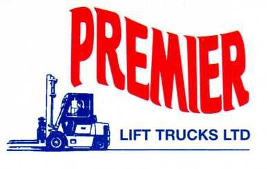 Premier Lift Trucks Logo