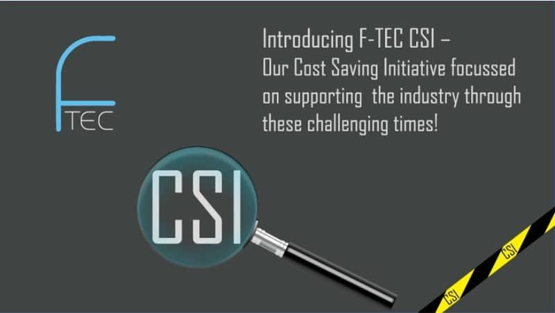 F-TEC Launch CSI